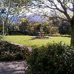 Delightful Hotel Garden with Resident Tortoises