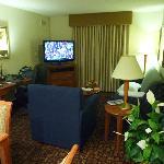living van hotel