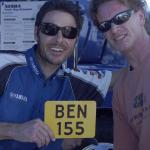 Me and Ben Bostrom