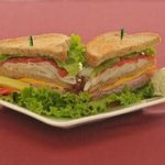 Delicious sandwiches!