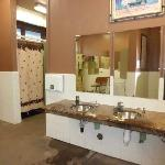 Sink- shared bathroom