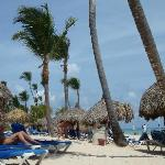 The beach at Esmeralda