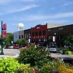 Picturesque Downtown McKinney TX