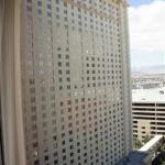 Vista del Hotel desde la ventana de la habitación