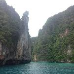 Ko Phi Phi Leh dive site. Beautiful!!