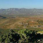 Vista desde la montaña de la Rosa del Taro