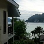 Deluxe-Bungalow mit Blick über die Tonsai-Bucht