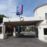 新墨西哥州 Espanola 6 號汽車旅館
