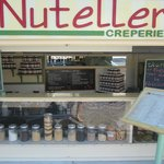 Nutelleria Creperie