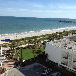 Eighth floor ocean view