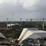 Adelaide Oval under refurbishment