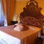 Our elegant bedroom