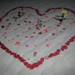 Adorno habitación Eventos de noches de bodas