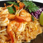 Pad Thai Shrimp