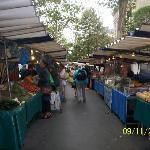 Market Tour @ Rennes