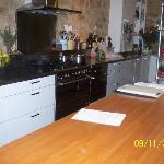 Charlotte's kitchen