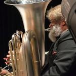 """Brass in 2012 Pops Concert, """"British Invasion"""""""