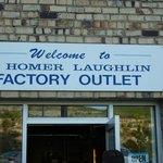 Homer Laughlin Outlet