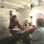 Winery bar