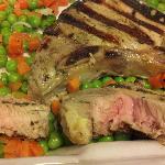 Raw pork chops...samonella anyone?