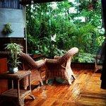 The Sofa :) A Favorite spot!