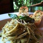Great Pesto Pasta!