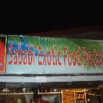 sababi boracay exotic food restaurant
