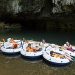 Cave Tubing with CTT - They are the king of the caves!!