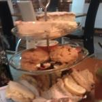 afternoon tea for two...