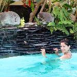 Dejlig lille pool