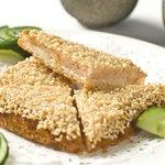 Sesame Prawns on Toast