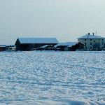 Inverno nei dintorni del Sole del Borgo