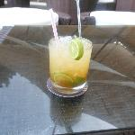 Dawa Cocktail - Must Try!
