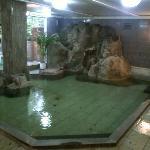 男性大浴場(内湯)