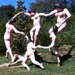 "Homage to Matisse ""Dance"""