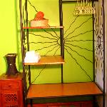 African theme and decor