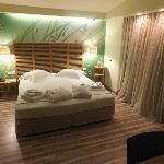serenity suite : master bedroom
