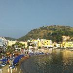 the boulevard and beach