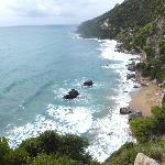 Mirtiotissa Beach  -  nudism optional !