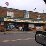 captain jacks eatery in sodus point ny