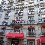 recomendo Hotel Astor - Saint Homoré - Paris