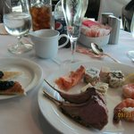 Caviar, Lamb Chops & Champagne!