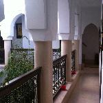 2nd floor loggia
