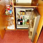 Room - minibar