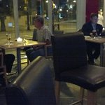 Showcase Lounge at Marriott Pinnacle around 11pm