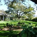 Historic house and gardens Robert Hunter