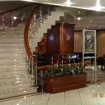 stairs/lobby