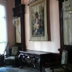 Interior Lobby Sitting Area