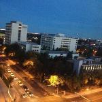 September 20, 2012. 6:00am Edmonton. view from 1105