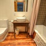 Logger's Shack Bathroom